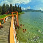 Menikmati Keindahan Danau Kembar di Sumatra Barat