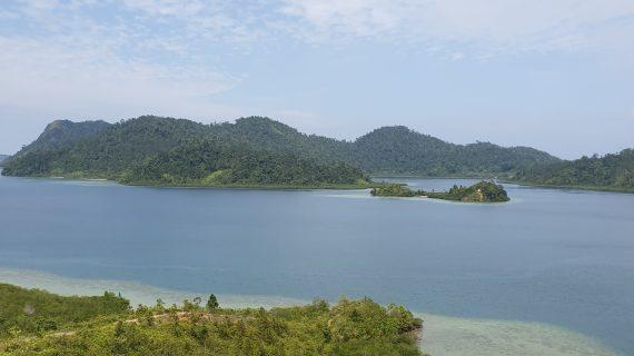 Berkunjung ke Puncak Mandeh Sumatera Barat